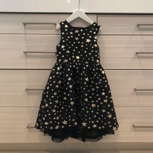 H&M girls party dress EUC
